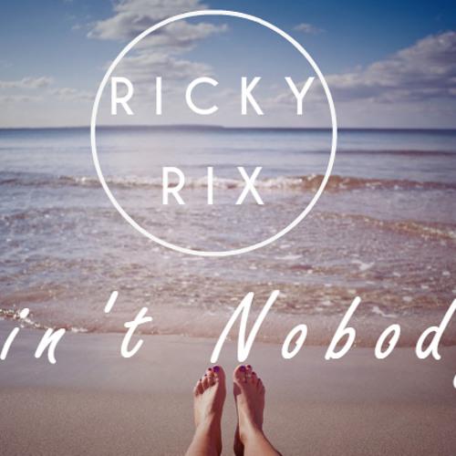 Jasmine Thompson - Ain't Nobody (1995' Ricky Rix Remix)
