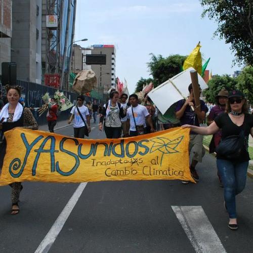 #YasuníSeguimosAquí: Voces de La Marcha Mundial en Defensa de La Madre Tierra 10.12.2014