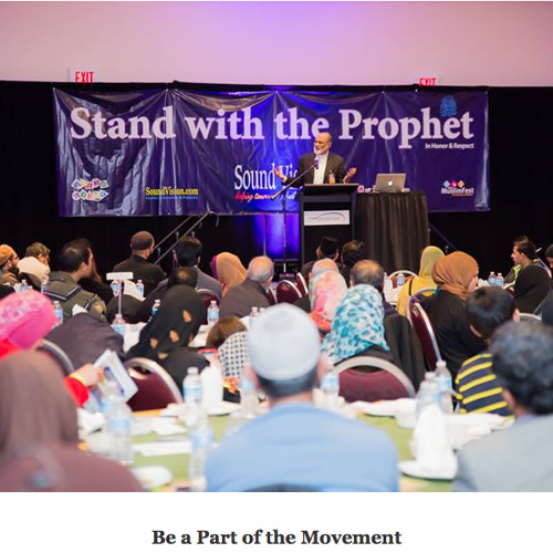 Women On The Wall w/ Frank Gaffney - Garland ISD Islamic Stand With the Prophet Rally