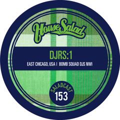 House Saladcast 153 - DJ RS1
