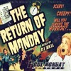 The Return Of Monday Mixed By DJ AKIL (Full Album) OFFICIAL VIDEO + FREE DOWNLOAD 1