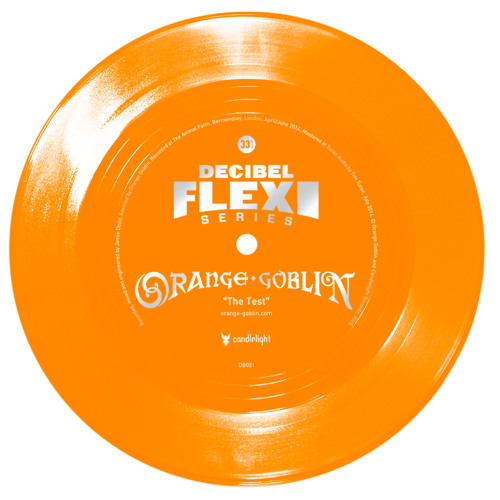 "Orange Goblin  ""The Test"" (dB051)"