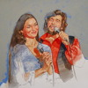 CRYSTAL GAYLE & EDDIE RABBITT TRIBUTE YOU & I