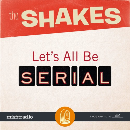 Let's All Be Serial Cover Art