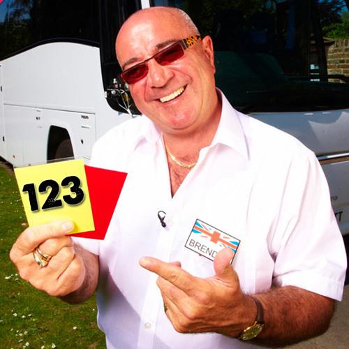 123: Purple Prozzie Scum Bus