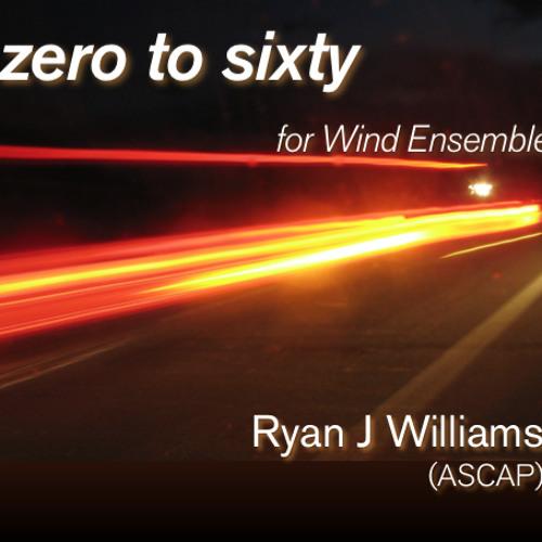 zero to sixty for Wind Ensemble (MIDI)