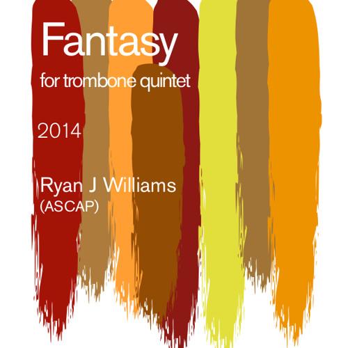 """""""Fantasy"""" for Trombone Quintet"""