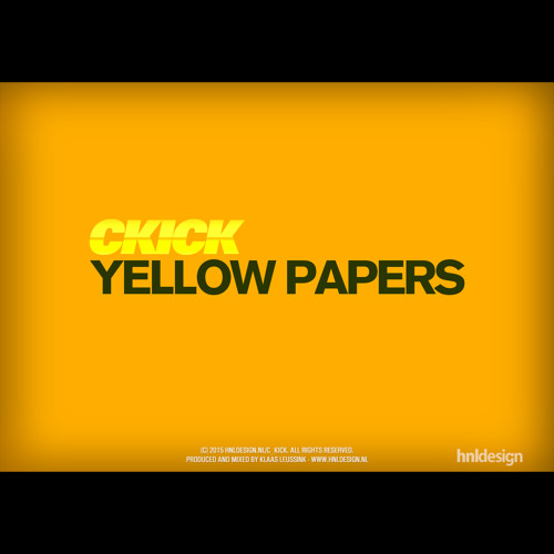 Yellow Papers