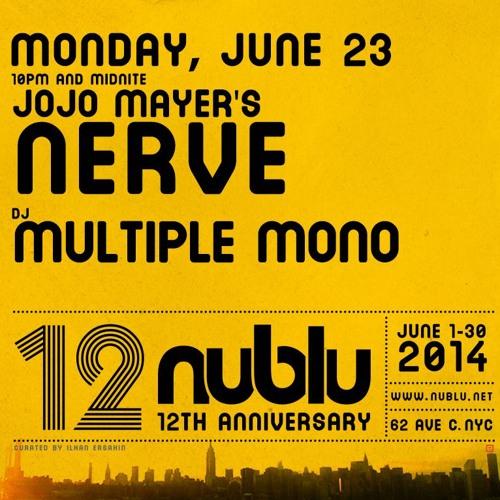 Multiplemono live nublu 20131111 clip
