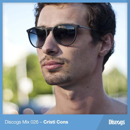 Discogs Mix 26- Cristi Cons