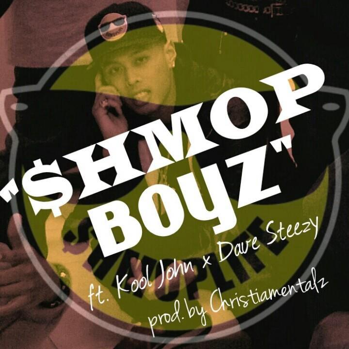 F.L.I.P. Ft. Kool John X Dave Steezy - $hmop Boyz (prod. Christiamentalz) [Thizzler.com]