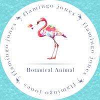Flamingo Jones - Botanical Animal