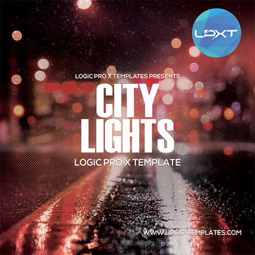 City Lights Logic Pro X Template