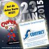 Radio Contact Facebook-Gewinnspiel CARNEVALE 2015