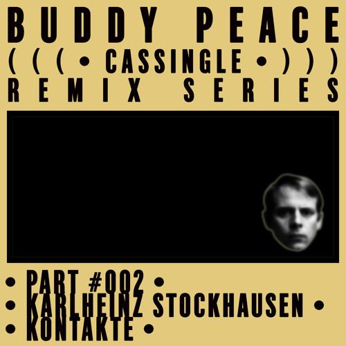 CASSINGLE REMIX 002: KARLHEINZ STOCKHAUSEN - Kontakte