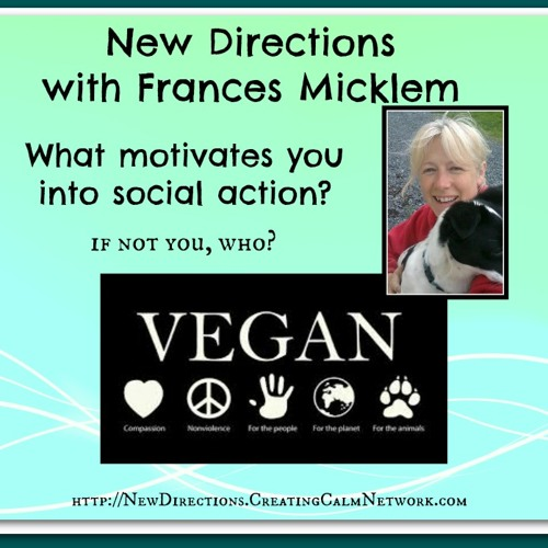 New Directions with Frances Micklem - Eve Of Organic Venture