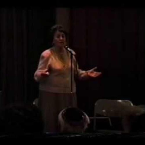 """Bronya Sakina """"A Life in Song"""""""