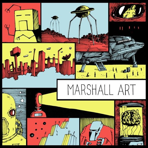 Marshall Art - Nothing Can Be Fixed Here. God, Burn!