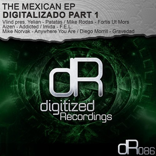 Mike Rodas - Fortis Ut Mors (Original Mix) [Digitized Recordings]
