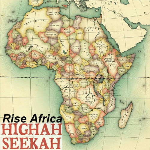 Power To Heal - Highah Seekah - Rise Africa EP