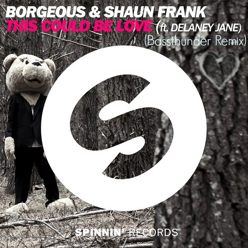 Borgeous & Shaun Frank - This Could Be Love Ft. Delaney Jane (Bassthunder Remix)