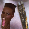 Grace Jones - it´s only the Lion Rhythm
