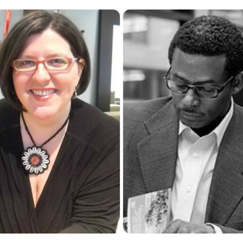 Dr. Marybeth Gasman & Nelson Bowman III-  2014 Top Accomplishments in HBCU Activism