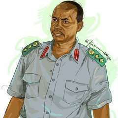 Intwali Yaratabaye Late Col Patrick Karegeya