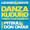 Don Omar Ft. Daddy Yankee Akon Pitbull Lucenzo - Danza Kuduro Remix