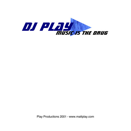 Music Is The Drug - Breaks Mix - 2001 [DOWNLOAD]