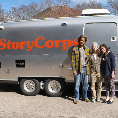 David Breaux- StoryCorps Interview by Lesa Walker- Austin Tx- 1-17-15