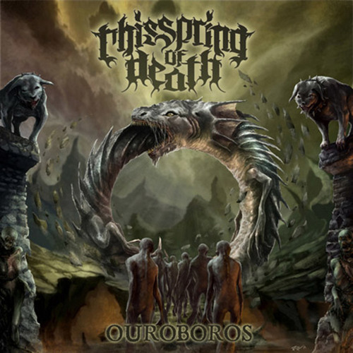 THIS SPRING OF DEATH - AT THE THRONE SANCTITY