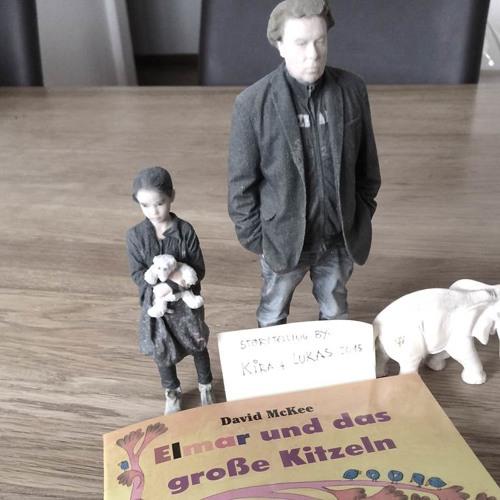 Elmar Und Das Grosse Kitzeln By Kira & Lukas 2015 by