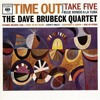 Motif rythimque TAKE FIVE Dave Brubeck