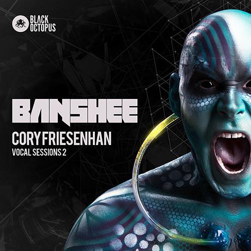 Black Octopus Sound - Banshee Cory Friesenhan Vocal Sessions 2