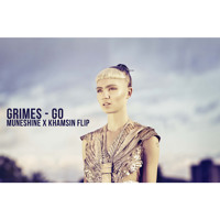 Grimes Go (Muneshine x Khamsin Remix) Artwork