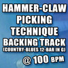 Country-Blues Backing Track in G