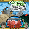 Episode 205 :: Comics Against the Mainstream with Atomic Robo