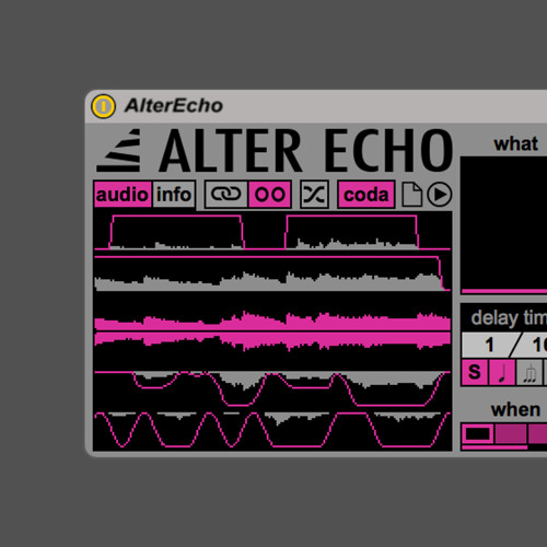K-Devices - Alter Echo