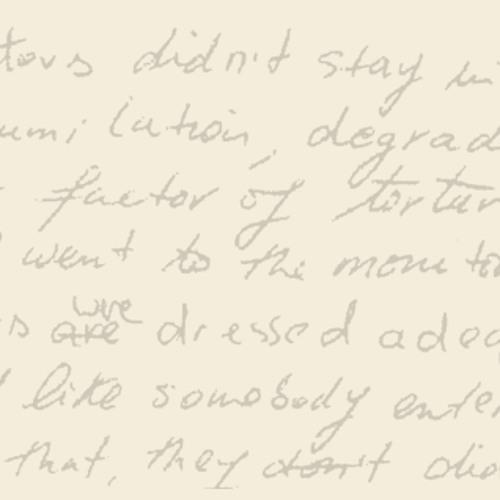 Guantánamo Diary: Colin Firth