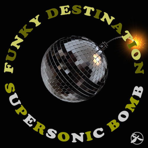 6. Funky Destination - Another Porn Song
