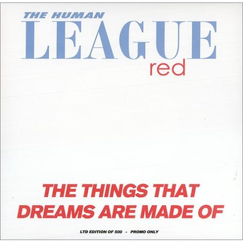 The H. League - Things Dreams Are Made Of (Thomass Jackson Edit)Link in INFO