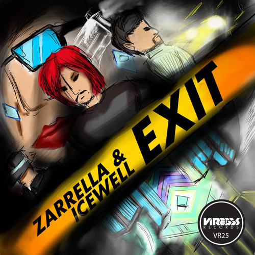 Zarrella & IceWell - Exit (Out Now!)
