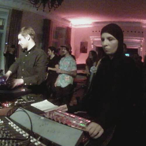 towLie - Live at Boiler Room - Axel Boman album releaseparty (01.11.2013)