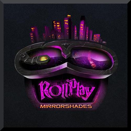 Purple Mirrorshades (RollPlay: Mirrorshades)