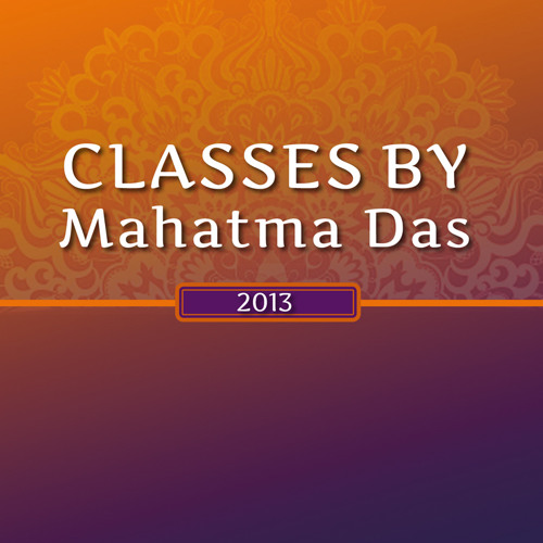 Classes - Mahatma Das - 2013