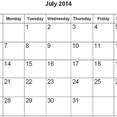 Dry July (2014)