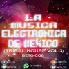La Música Electronica De México - Tribal House Vol. 3 (Beto Cob Session Ilegal 2015) Portada del disco