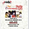 SHEILA ON 7 - Lapang Dada #MusimYangBaik ( Live Acoustik at #SoreSore @iradiojogja )
