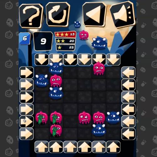 Monster City - gameplay track